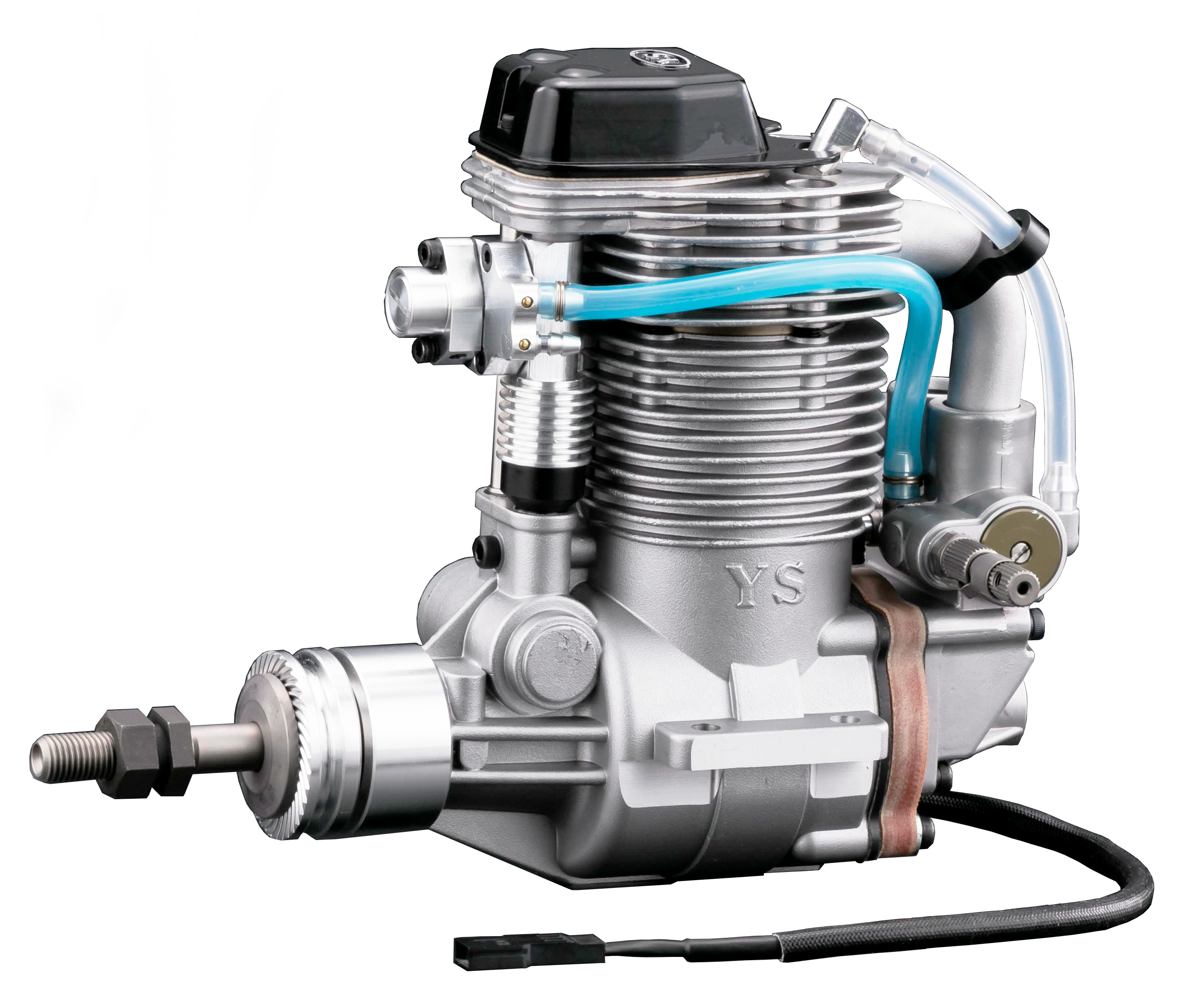 YS DZ200cdi 4-STROKE GLOW ENGINE Description: