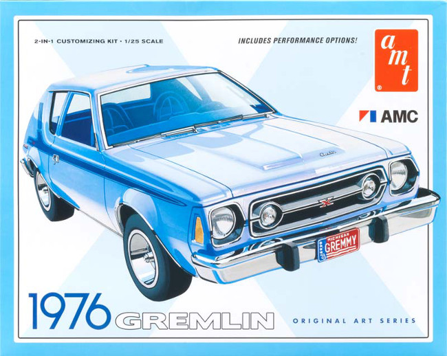 AMT690 1/25 SCALE '76 AMC GREMLIN