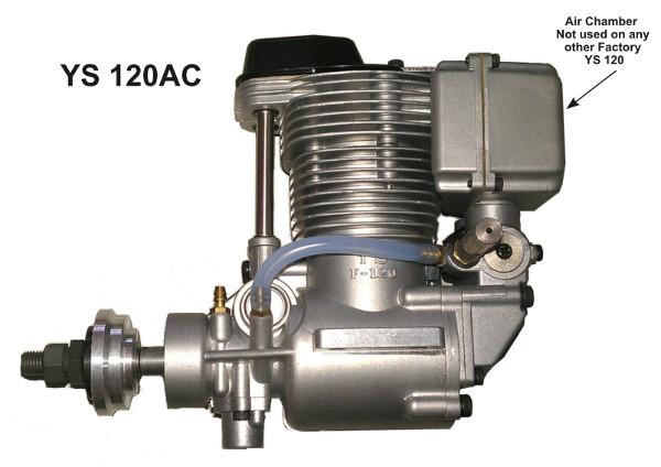 YS 120 SC Bearings