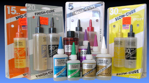 Central Hobbies Adhesives