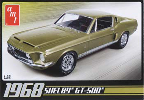 AMT634 1/25 '68 Shelby GT500