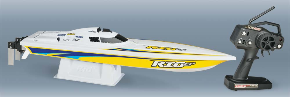 Aquacraft Rio EP Ready to Run Offshore Speedboat