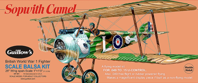 WOOD MODELS - Central Hobbies : RC & Hobby Supplies